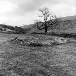 Stone Circle, Langstrothdale